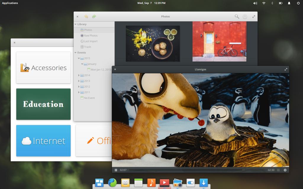 best linux desktop environments