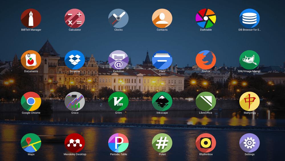 install shadow icon theme