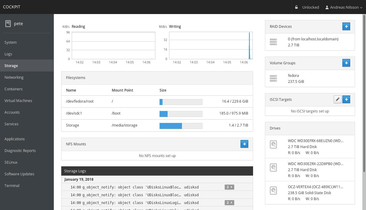 Install Cockpit In Ubuntu 18.04 LTS