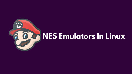 NES Emulators In Linux