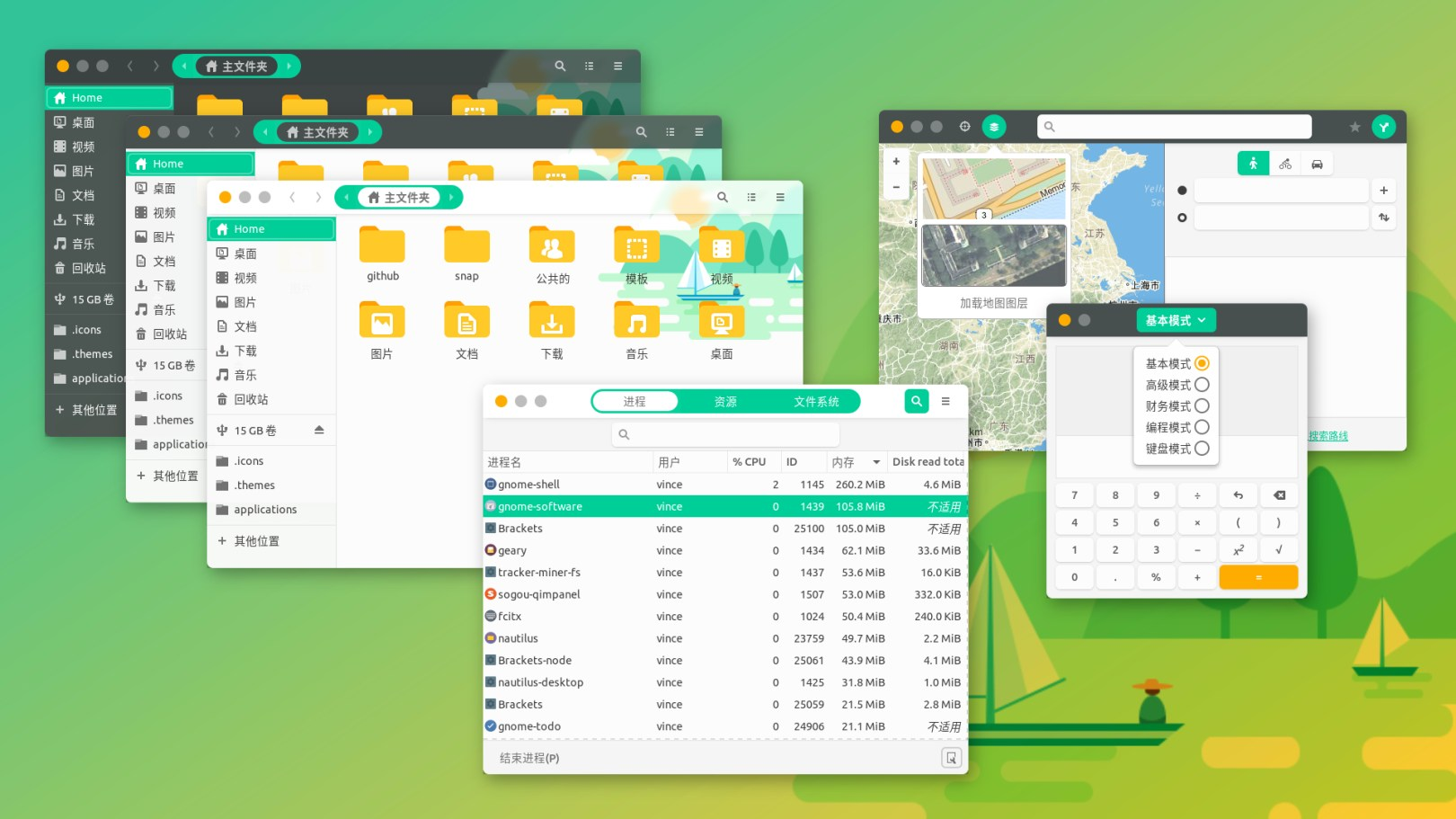 How To Install GNOME Themes Script, Install 40 GTK Themes