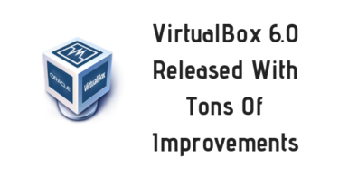 VirtualBox Installation