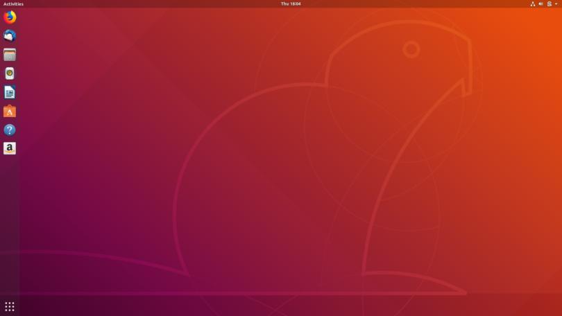 Ubuntu 18.04.2 LTS