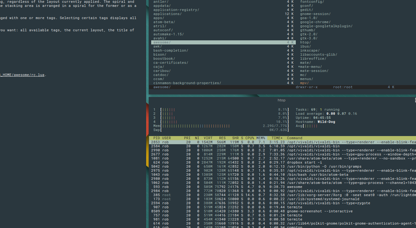 Which Is The Best Tiling Window Managers For Linux?