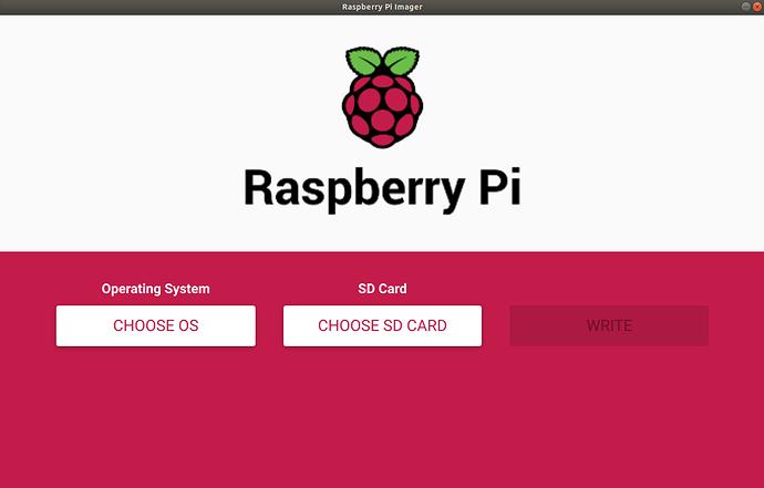 Ubuntu for raspberry pi