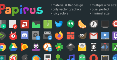 Install Papirus Icon Theme On Ubuntu 20.04 LTS
