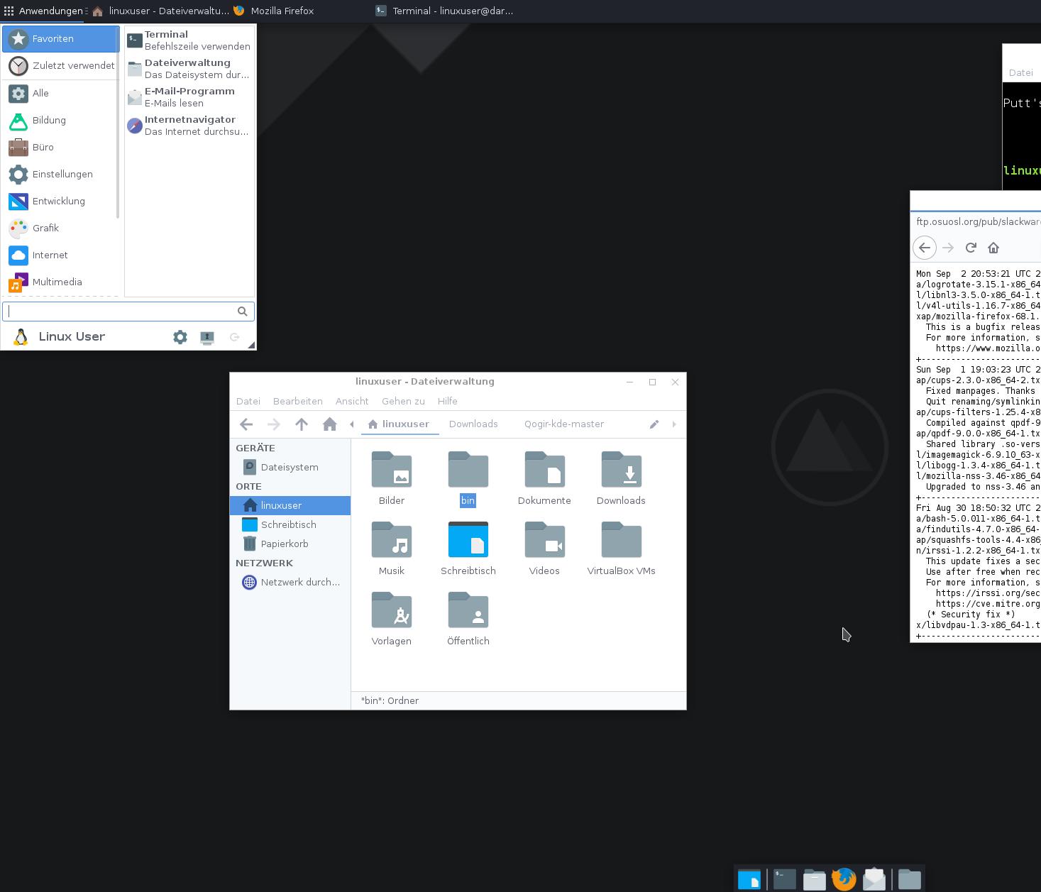 Top Desktop Environments For Ubuntu 20.04 LTS