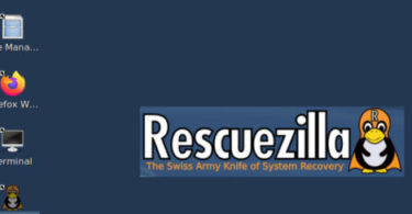 Ubuntu Based Linux Rescue Distro Rescuezilla 1.0.6 Released