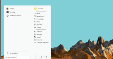 Arc Menu 47, Popular Gnome Extension Released With New Layout