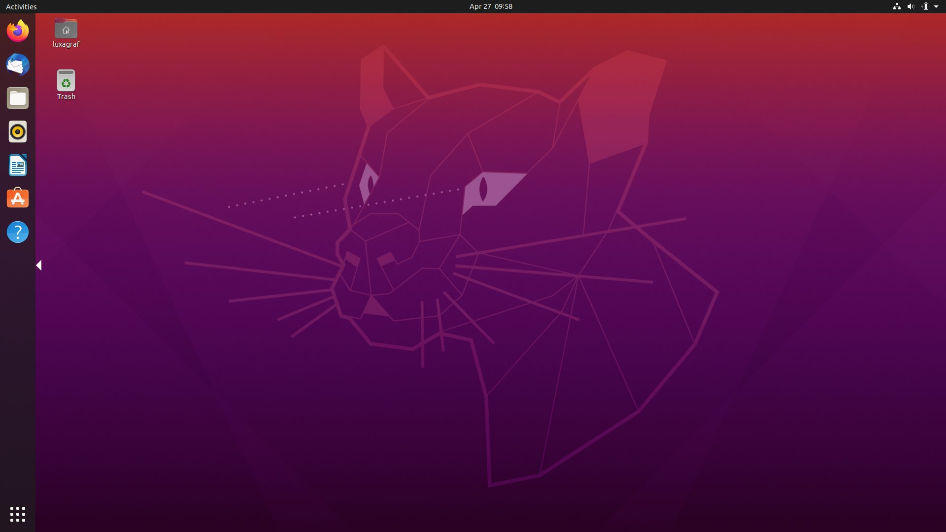 Change Login Screen Background In Ubuntu 20.04 LTS