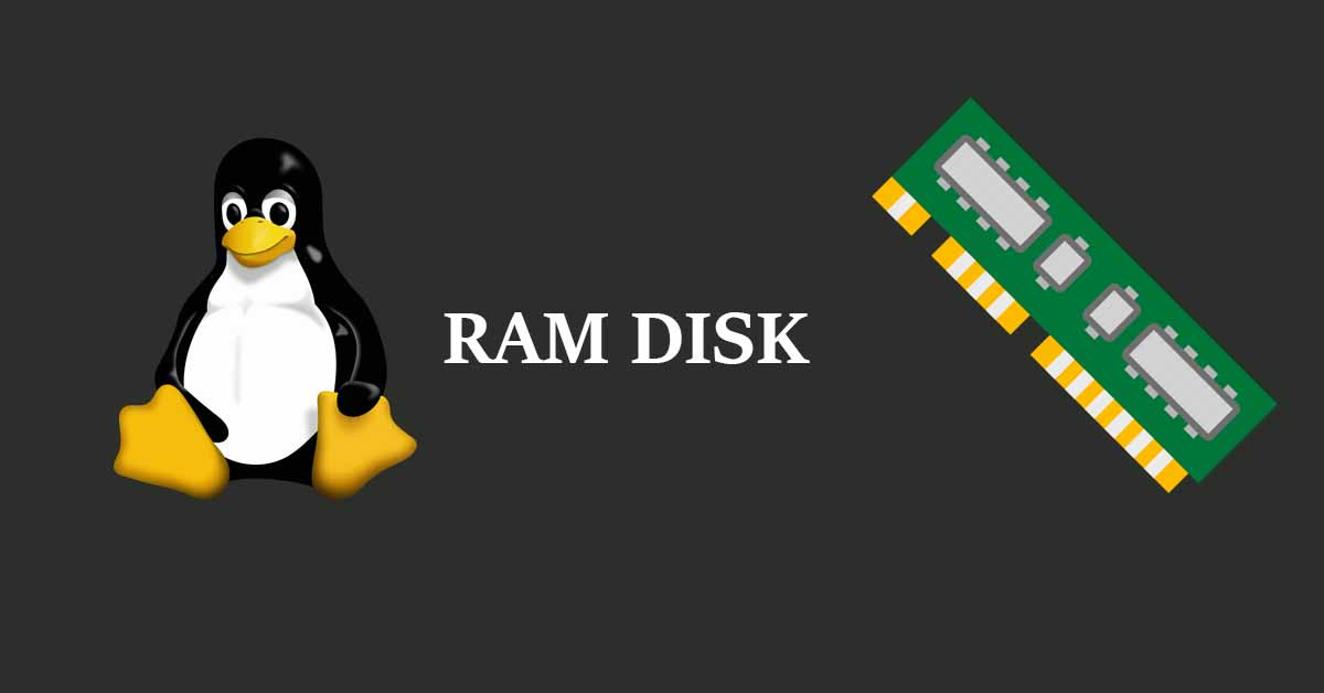 How To Create RAM Disk In Linux