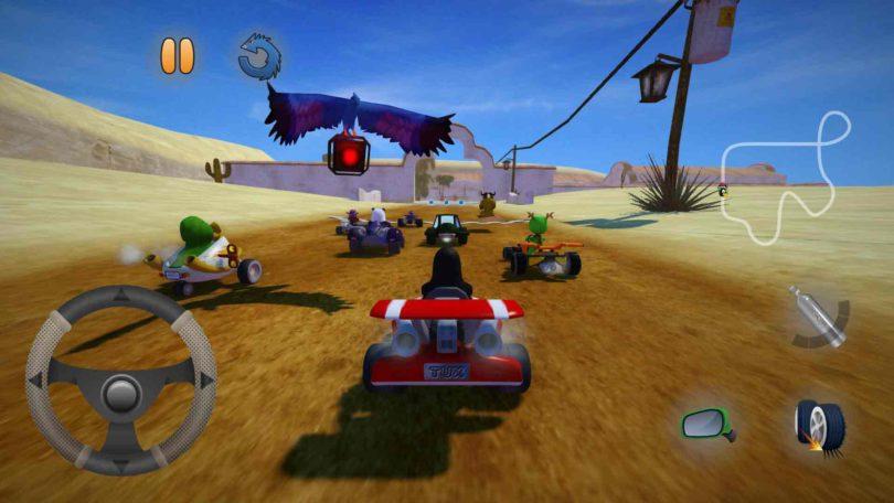 3D Arcade Racer SuperTuxKart 1.2 Released: Install It On Ubuntu