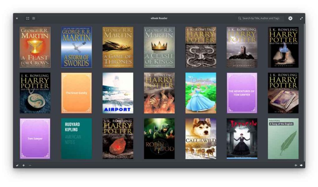 Best EPUB Readers For Linux In 2021