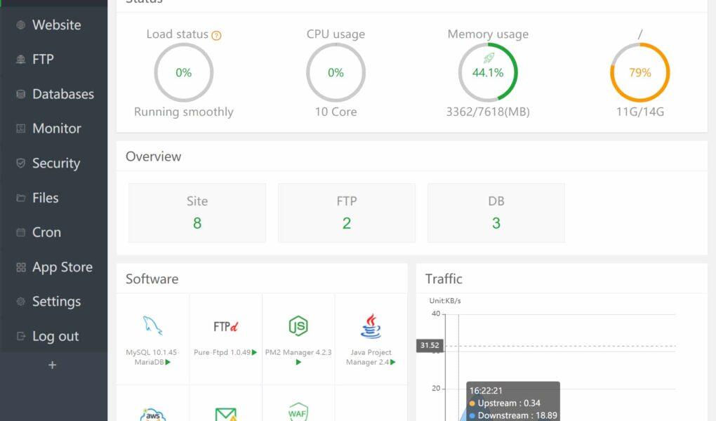 How To Install aaPanel On Ubuntu | cPanel Alternative