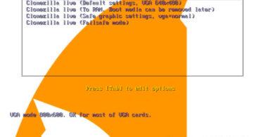 Best Harddisk Cloning Tools For Linux
